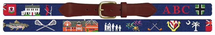 Life Treasures Custom Needlepoint Belt