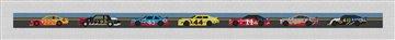 Nascar Belt Needlepoint Canvas