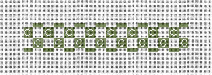 Primis Letter Needlepoint Key Fob Canvas