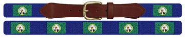 Washington Flag Needlepoint Belt