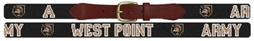 West Point USMA Needlepoint Belt